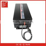 Good Price and High Efficiency 4000w pure sine wave 12v 220v inverter with battery charger