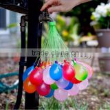 summer outdoor fun water balloons 100 waterballons self tie with 37 balloons filled in a batch                                                                         Quality Choice                                                                     Supp
