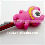 Soft pvc animal pencil topper