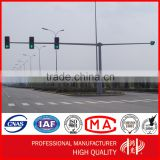Durable Double Arms Signal Traffic Light Pole LED Stop Lights Pole                                                                         Quality Choice