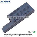 Factory Price 4800mah 11.1V Notebook Battery for Dell Latitude D820 D830 D531 D531N M65 MM165 Series
