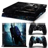 Video Game for PS4 Accessories skin sticker for PS4 console controller in stock