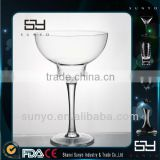 Hot Sale Clear Margarita Glass for Shrimp Cocktails
