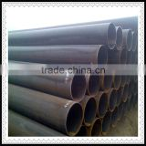 square steel pipe/tubes/hollow section galvanized/black annealing steel square tube/rectangular steel pipe