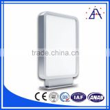 Aluminum Clear Anodized Billboards Frame