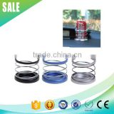 New 3 color dashboard Spring Steel Wire drink holder