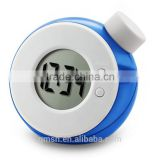 2015 New Product No Battery Fancy Digital Alarm Clock,Eco-friendly Cow Water Power Clock