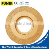 180mm (7'')Grinding Metal ,Casting Parts and concrete Vacuum Brazed Diamond Grinding Wheel
