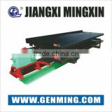 High yield Mining Shakeing tables for vibrating Separation of copper ore