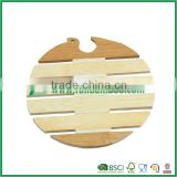 kitchen table place mat dining room bar setting dinner set coaster bamboo