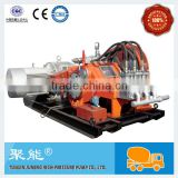 High pressure injection grouting machine in soft foundation