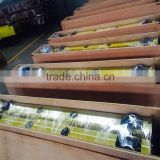 2T3T Factory lifting overhead crane accessories end carriage 16.5M span,440v voltage customized