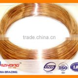 Copper-Phosphorus Brazing Wire for Copper Alloys
