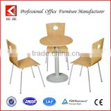 /four people dining table and chair dining room table french style fast food dinning table and chairs set
