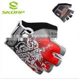 4 Colors 3D Gel Breathable Mountain Bike Summer Cycling Gloves Half Finger