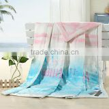 Romantic modal soft summer quilt