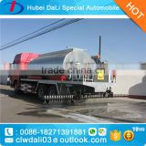hot Truck Asphalt spreader/Mobile Hot Mix Plant