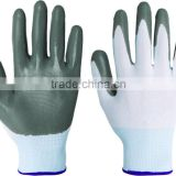 nitrile gloves for industrial areas or for food industry
