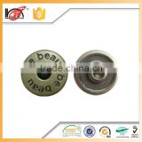 All Kind of Garment accessories custom easy button factory jeans rivet for alll kind of garment