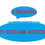 Sell TV1 CCCAM ACCOUNT for africa