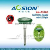 Advanced Gopher Trap with LED Light for Garden Use