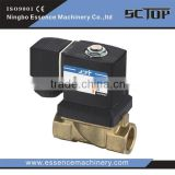 2Position 2 way solenoid valve Fluid Control valve air ,oil ,WATER GAS solnoid valve 1/4 HIGH PRESSURE SOLENOID VALVES