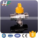 Alibaba china factory supply 1/2 brass safety valve for gas system                                                                         Quality Choice