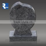 Granite tombstone(head stone,grave stone,style monuments,memorial,grey gravestone,tombstone tiles)