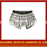 Huoyuan sexy A Grade Men Boxers And Underwear Factory Price Boy Boxers Shorts Panties Male Shorts collection