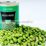best price!!canned green peas 300g 340g 400g 425g 3000g Canned green peas for nice dishes supplied directly by FDA factory