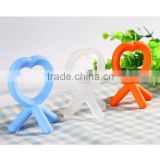 safe baby teething toy silicone teething ring