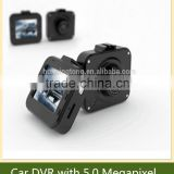 FHD Car DVR with 5.0 Megapixel and 120 degress viewing angle