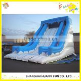 25' tall inflatable water slide/Inflatable tube water slide/tunnel slide inflatables