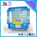 Hot sale claw crane vending machines from Guangzhou manufacturer
