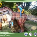 mechanical ride on dinosaurs for kids