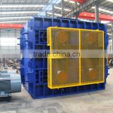 Four- rolls crusher /rolls crusher/rolls crusher for fine crushing iron ore hot sale in gold mining market