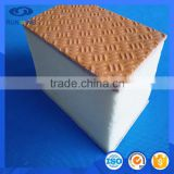 China Anti slip FRP Sandwich Honeycomb Panel for Scaffold