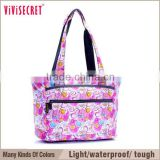 vivisecret Digital printing High definition printing female handbags fashion ladies tote bag
