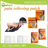 Black plaster pain relieve, heat treatment pain plaste