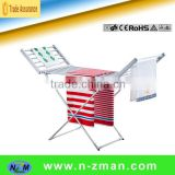 Electric Towel Warmer Heater,Electric Towel Radiator,Folding Heated Electric Clothes Rack