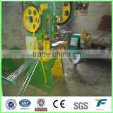 barber straight razor wire machine /doroc razor wire mesh machine /razor blade making machine