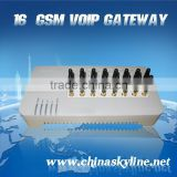 16 channels VoIP gateway,Fixed wireless terminal