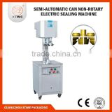 Semi-automatic can sealer for sale, tin can can sealer for sale, pet can sealer for sale
