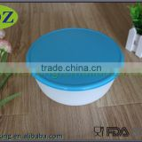 10 pcs Reusable Round PP Plastic Containers, Plastic Bowl, Plastic Food Storage Box, Plastic Food Storage Container