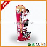 large size display standee display ,large 3d shop display standee ,laminating retail display standee