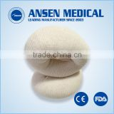 First Grade Medical Pure Cotton Cloth StockinetteTubular Elastic Bandage with CE Certificate