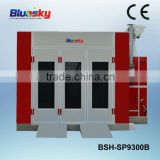 BSH-SP9300B good quality airbrush spray booth/oven for painting cars/automatic spray paint machine