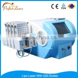For Christmas!!! Innovative lipo laser slimming machines for beauty salon ---4d lipo laser fat women sculpture machine