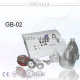 Most Popular breast enlargement pump machine/vacuum therapy cellulite machine/butt enhancement equipment GB-02