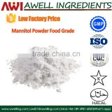 Food Additive Mannitol powder